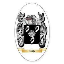 Miche Sticker (Oval)