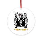 Michaux Round Ornament