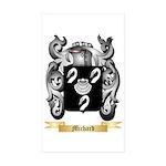 Michard Sticker (Rectangle 10 pk)