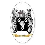 Michard Sticker (Oval)