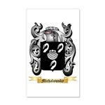 Michalowsky 20x12 Wall Decal