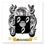 Michalowicz Square Car Magnet 3