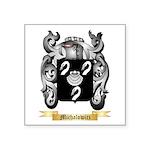 Michalowicz Square Sticker 3