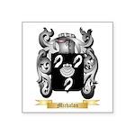 Michalon Square Sticker 3