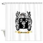 Michallon Shower Curtain
