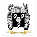 Michallaud Square Car Magnet 3