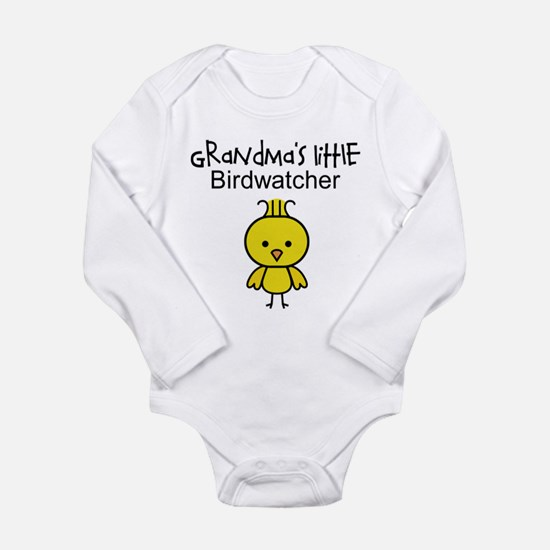 Cute Little Long Sleeve Infant Bodysuit