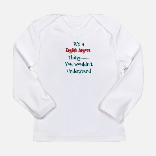 English Angora Thing Long Sleeve T-Shirt