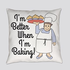 I'm Baking! Everyday Pillow