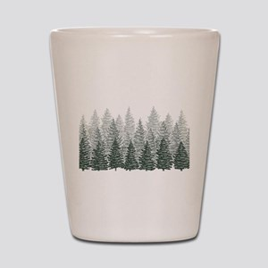 FOREST Shot Glass