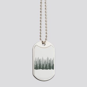 FOREST Dog Tags