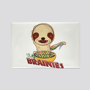 Zombie Sloth Magnets