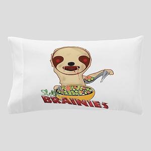Zombie Sloth Pillow Case