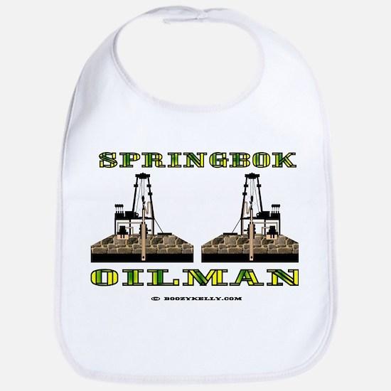 Springbok Oilman Bib
