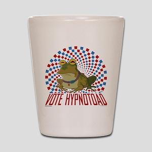 Futurama Vote Hypnotoad Shot Glass