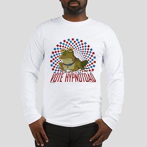 Futurama Vote Hypnotoad Long Sleeve T-Shirt