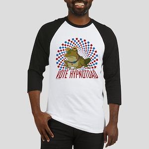Futurama Vote Hypnotoad Baseball Jersey