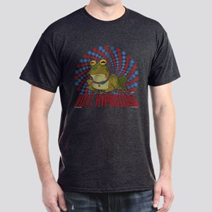 Futurama Vote Hypnotoad Dark T-Shirt