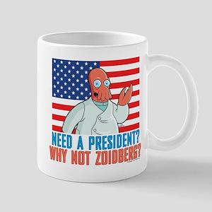 Futurama Why Not Zoidberg Mug