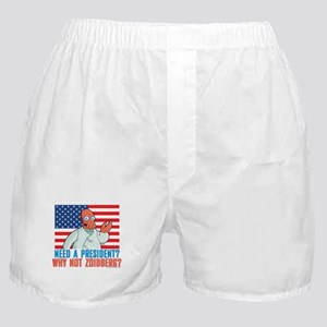 Futurama Why Not Zoidberg Boxer Shorts