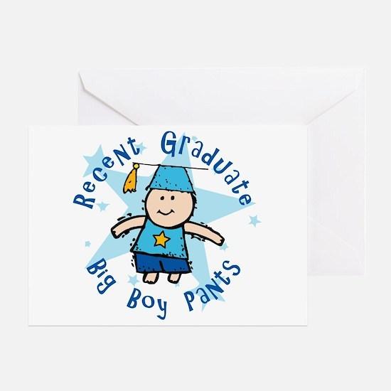 Big Boy Pants Greeting Card