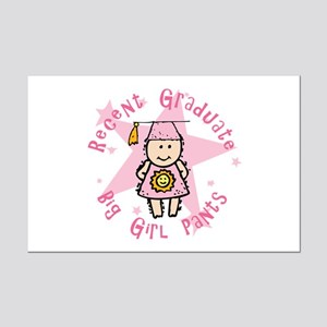 Big Girl Pants Mini Poster Print