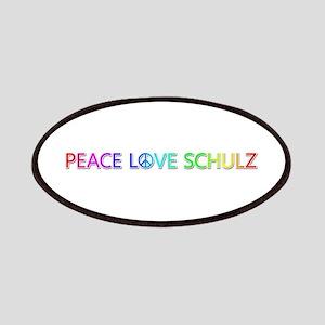Peace Love Schulz Patch