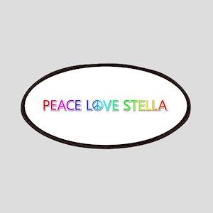 Peace Love Stella Patch