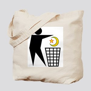 Trash Religion (Muslim Version) Tote Bag