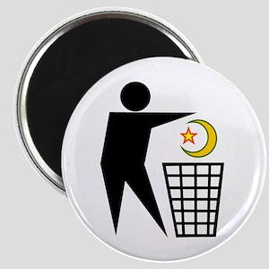 Trash Religion (Muslim Version) Magnet