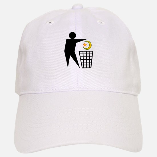 Trash Religion (Muslim Version) Baseball Baseball Cap