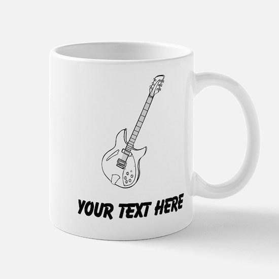 Electric Guitar (Custom) Mugs
