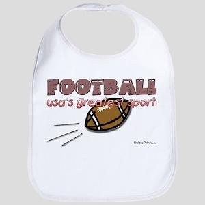 FOOTBALL (usa's greatest spor Bib