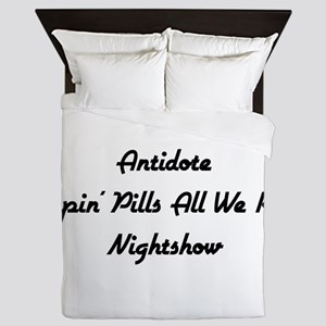 antidote Queen Duvet