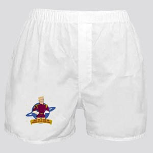 Futurama Zap Brannigan Serve Boxer Shorts