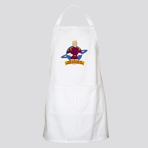 Futurama Zap Brannigan Serve Apron