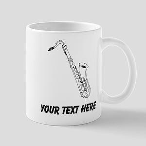 Saxophone (Custom) Mugs