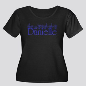Danielle Plus Size T-Shirt
