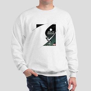 Moon Knight Cape Sweatshirt