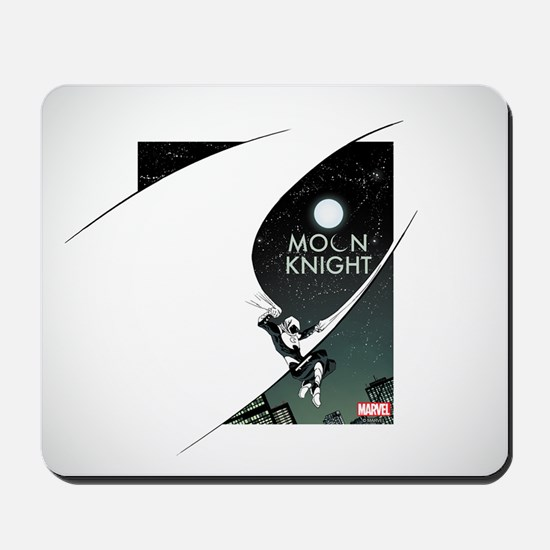 Moon Knight Cape Mousepad