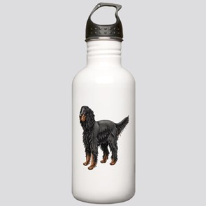Gordon Setter Standing Water Bottle