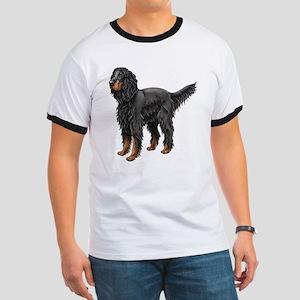 Gordon Setter Standing T-Shirt