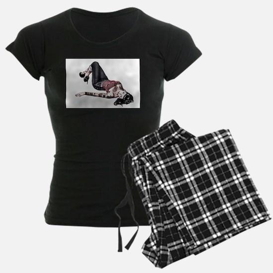 Pinup Girl Pajamas