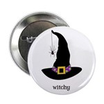 witchy button