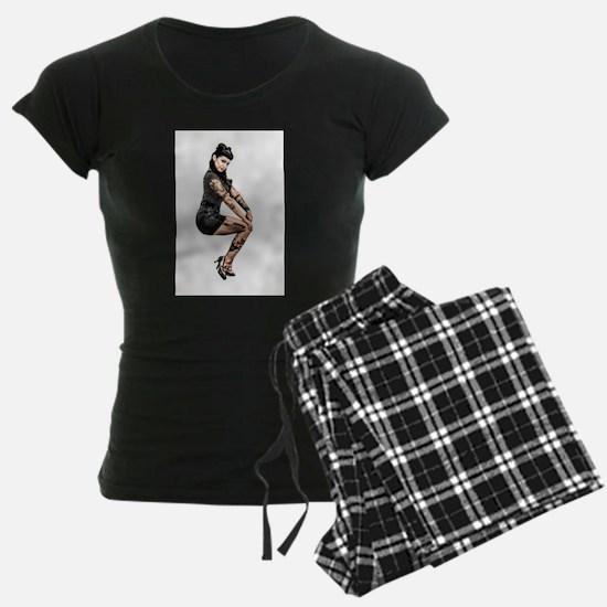 Pinup Girl 3 Pajamas