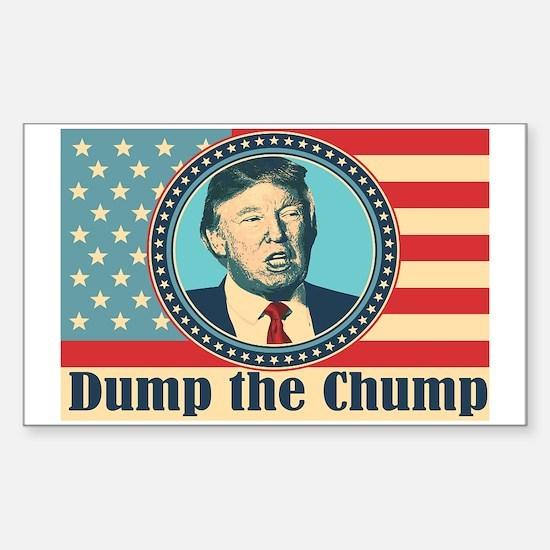 Dump the Chump Decal