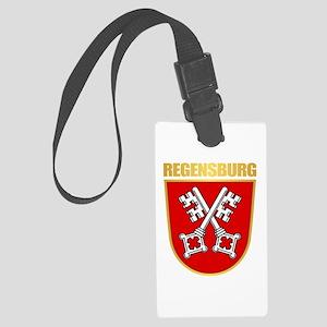 Regensburg Luggage Tag