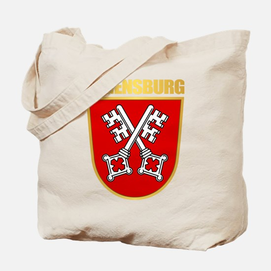 Regensburg Tote Bag