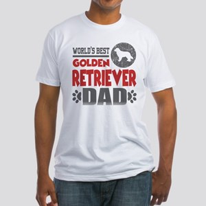 WORLD'S BEST GOLDEN RETRIEVER DAD AND MOM T-Shirt