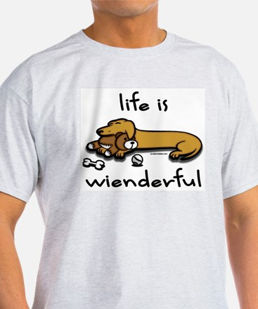 Unique Funny wiener T-Shirt